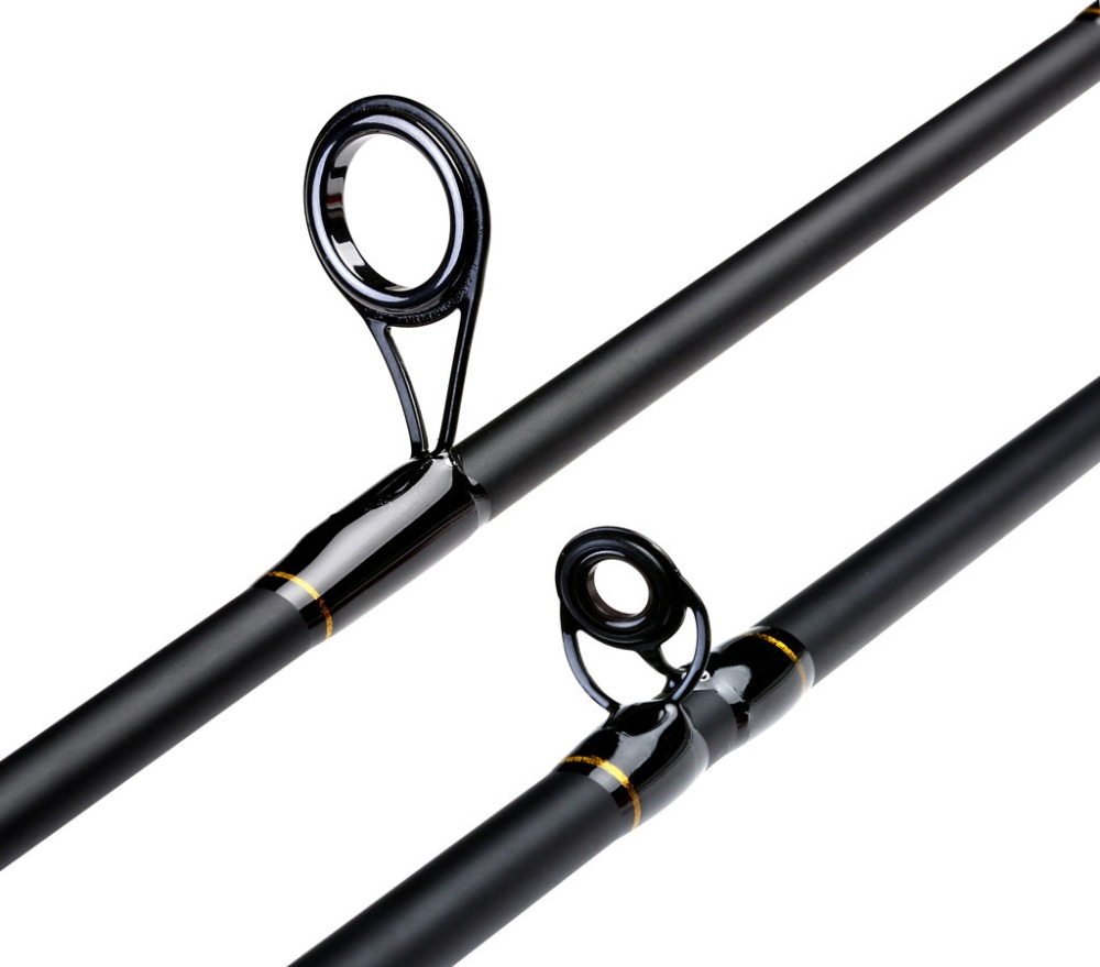 Catch.U 1.8M Fishing Rods Carbon Spinning Fishing Pole Spinning Fishing Rod 2 Section Lure Casting Pole (15)