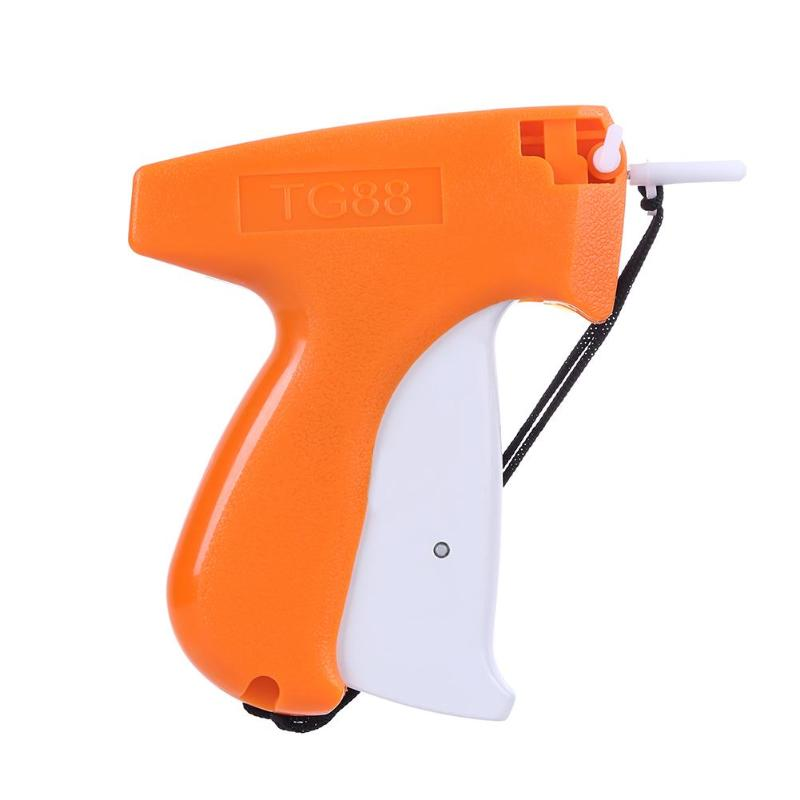Coarse Needle Garment Price Label Tag Gun Clothes Price Tagging Maker Machine Sewing Tools Pistola Etiquetadora Precio
