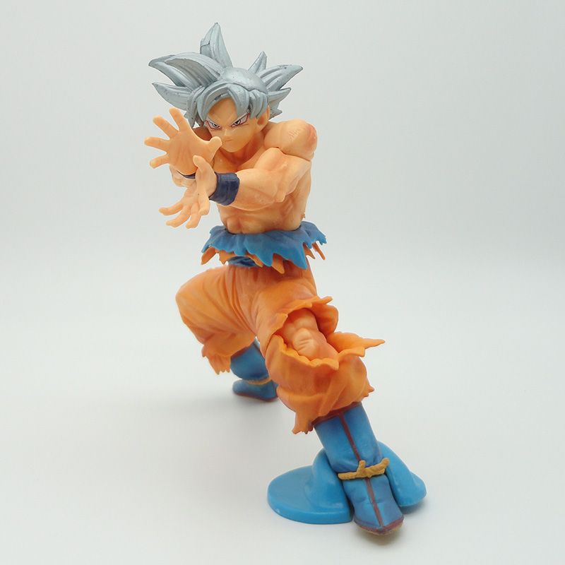 Dragon Ball Ultra Instinct Son Gokou PVC Action Figure Dragonball 1/8 scale painted figure no retail box (Chinese Version)