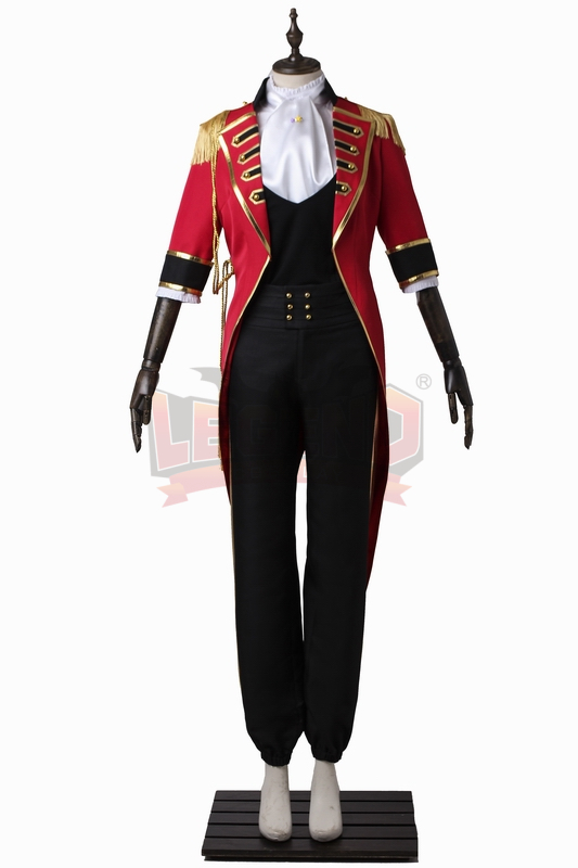 Cosplay legend MARGINAL 4 1 Million Times Love REVOLUTION Aiba Rui Cosplay adult costume all size