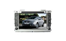 S190 touch screen android 7.1 car dvd player for  Kia Forte wifi 3G device mirror link OBD2 TPMS DVR gps car stereo radio