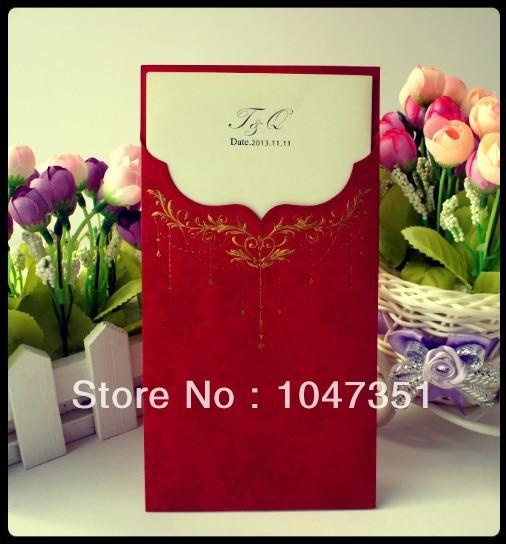 laser cut wedding invitation card & ideal products wedding