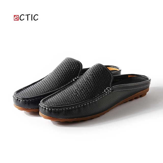 Mens Shoes With Open Back