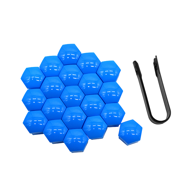Image 5 - 19mm Car Screw Cap Vehicles Tire Wheel NutsTyre Decor Tyre Wheel Nut Screw Bolt Car Styling Dust Proof Protector Wheel Bolts 4-in Nuts & Bolts from Automobiles & Motorcycles