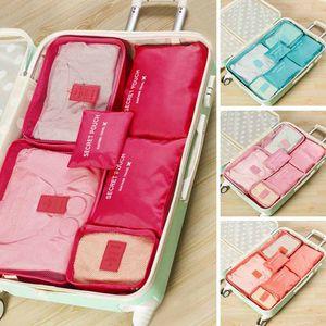 Travel Storage Bag Set Waterpr
