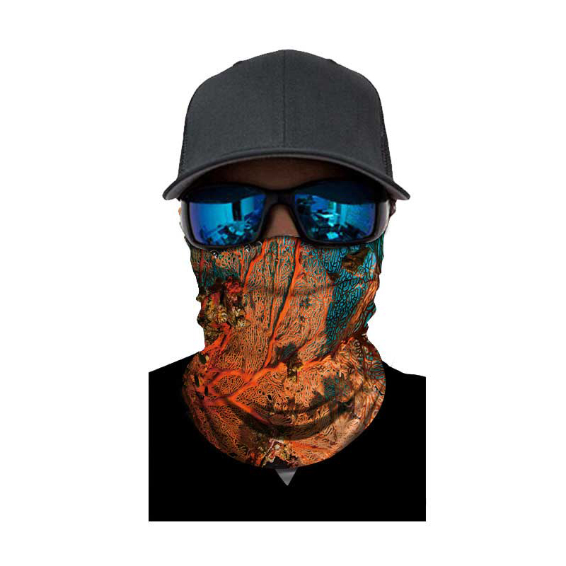 3D Animal Face Mask Bandana Face Shield Summer Balaclava Foulard Moto Half Face Mask Mens Neck Gaiter Motorcycle Skull Ghost Fac in Motorcycle Face Mask from Automobiles Motorcycles