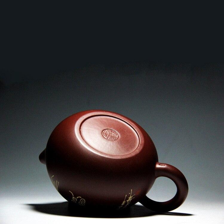 Ручной цветной рисунок или узор все красота рекомендуется дорожный чайник кунг фу чайный набор чай услуги настройки - 4