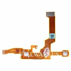 Image 2 - Nowy oryginalny mikrofon płaski kabel migawki Flex Cable dla GOPRO 6/7 dla Hero 6/7 kabel do naprawy w celu uzyskania