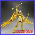 MODEL FANS IN-STOCK Sagittarius Aiolos S-Temple MC metalclub Gold Saint Seiya metal armor Cloth Myth Ex2.0 action Figure