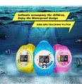 2016 GPS Tracker Watch for Kids Safe GPS Watch waterproof smart watch SOS Call Finder Locator Tracker Anti Lost Q520S 0.66flower