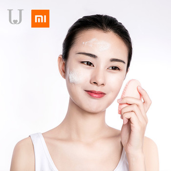Xiaomi mijia sonic facial cleansing brush Mini Electric Massage Washing Machine Waterproof Silicone Deeply face Cleansing Tools 2