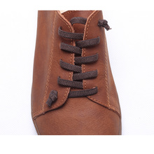 Cowhide Casual Women's Shoes