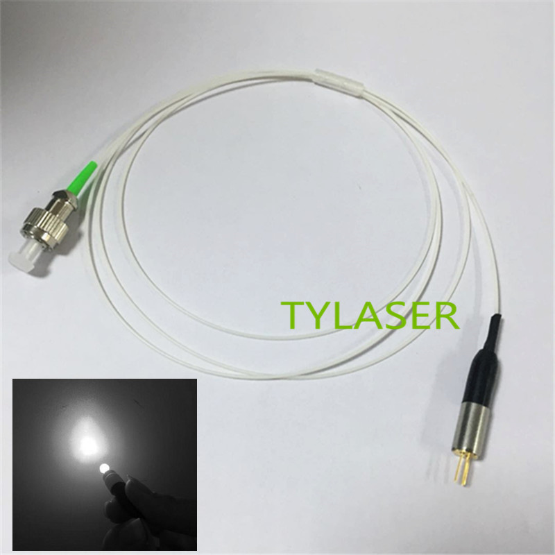 1064nm FP 15mw  SM Laser Diode Module Built-in Monitor PD