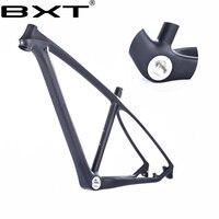 2018 BXT китайские дешевые bicicletas горный велосипед 29 mtb карбоновая рама 29er используется гоночный велосипед велокросс рамы велосипеда