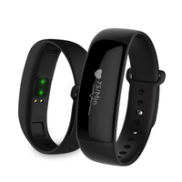 M88 Bluetooth Smart Band Wristband Blood Pressure Heart Rate Monitor Pedometer Waterproof Bracelet Sleep Monitor Fitness