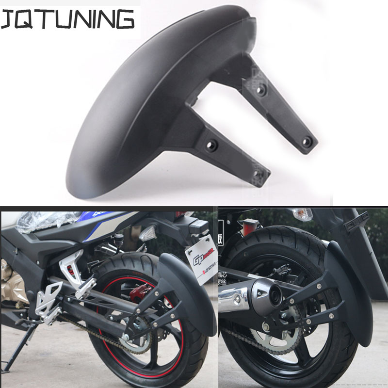 Motorcycle Fender Rear Cover Motorcycle motocross Back Mudguard For Kawasiki Z250 Honda CB190R