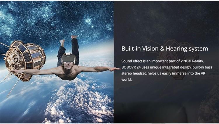 Xiaozhai BOBOVR Z4 3D VR Glasses Virtual Reality Headset Cardboard Oculus Rift Gear VR Vive Box  for iPhone HTC 4.7~5.56 Smartphone (12)