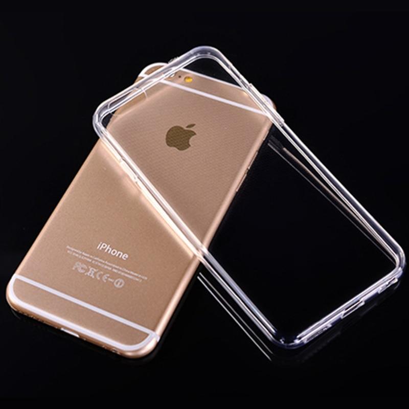 Transparent Clear Soft Tpu Ultra Thin Silicon Gel Phone