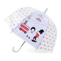 SAFEBET Kinder Cartoon Regenschirm Einhorn Transparent Regenschirme Kinder Nette Regenschirm Semi Automatische Apollo Schirme Dropshipping