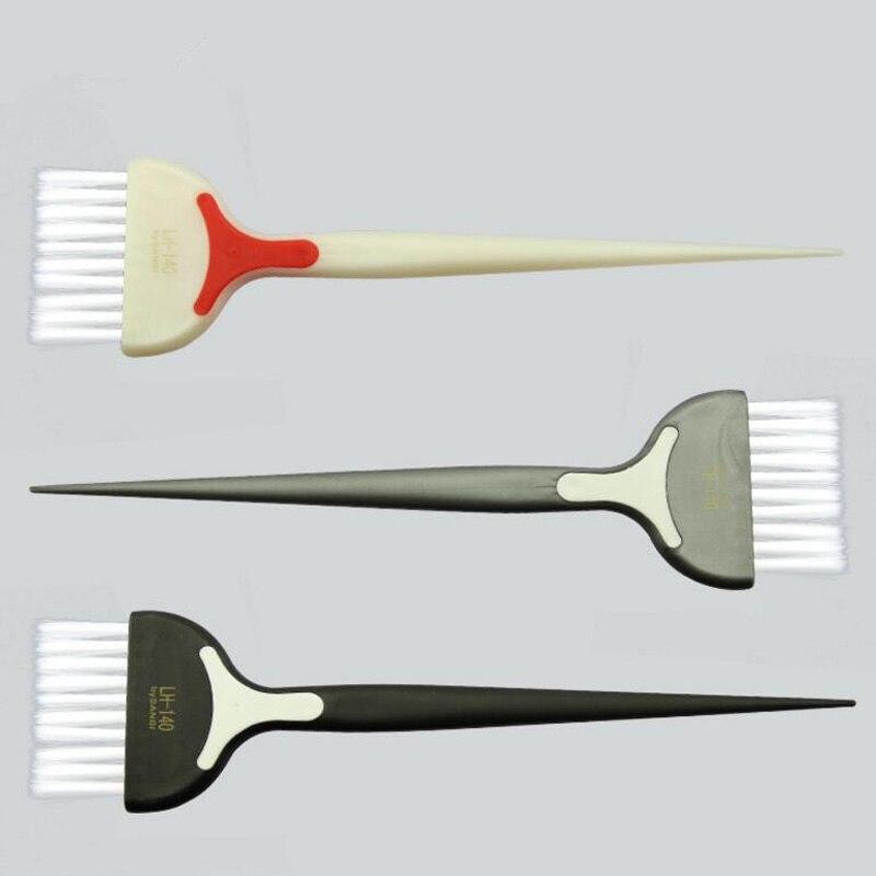 6Pcs Professional Hairdressing Dye Color Brush Bowl Color Mixing Comb Brush Kit Set Tint Tool Salon Dye Hair Brush