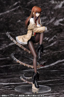 9 Steins Gate Makise Kurisu 1/8 Scale PVC Action Figure Collection Model Toy Christmas Gifts