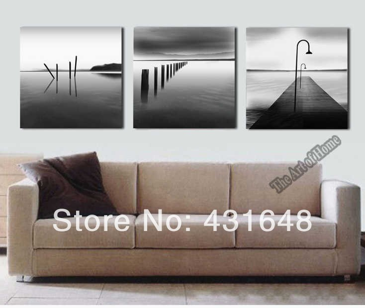 Aliexpress Com Buy Free Shipping 3 Piece Wall Decor: DHL Free Shipping!Modern Decorative 3 Piece Canvas Wall