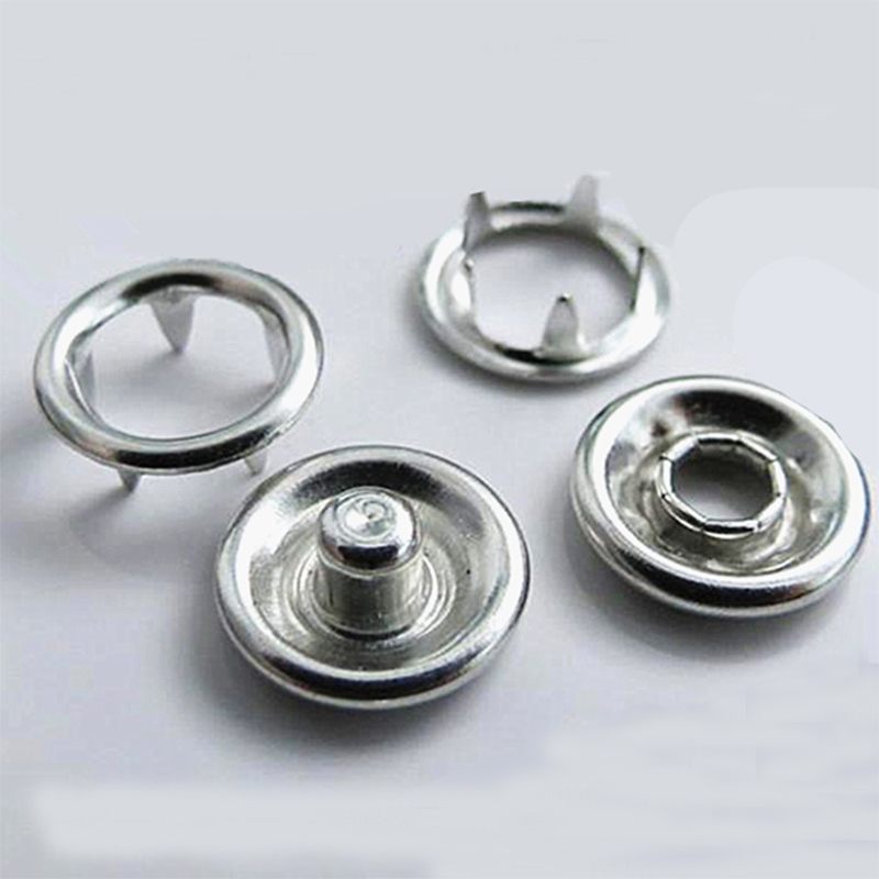 Metal Snaps For Baby Clothes