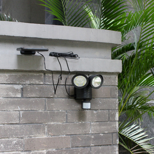 Image 3 - 450 LM 22LED Sunlight Wall Solar Lamp Outdoor Solar Lights for Garden Decoration Waterproof Led Light Motion Sensor
