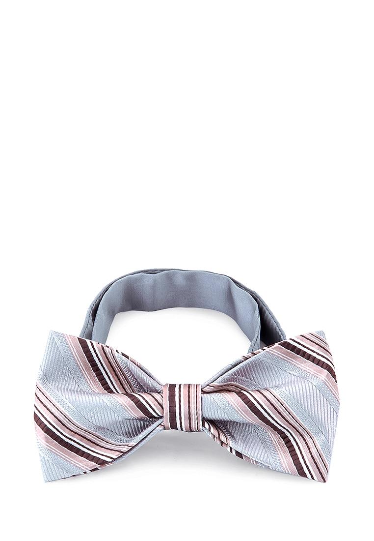 Bow tie male CASINO Casino poly gray 703 10 72 Gray