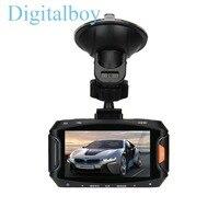 Digitalboy Car Camera Recorder 1080P Full HD 2.7 inch Car Dvrs 150 Degree Angle LCD Display Dash Camera Auto Camcorder Black Box