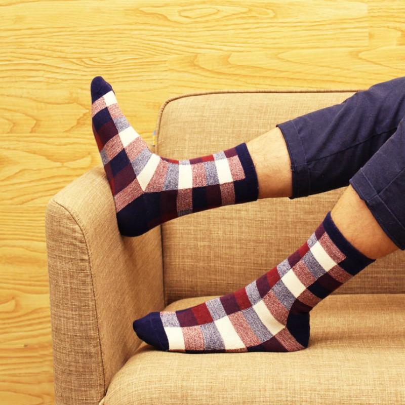 Mens socks Men Sock Standard Classic Socks Business Casual Cotton For Socks Men