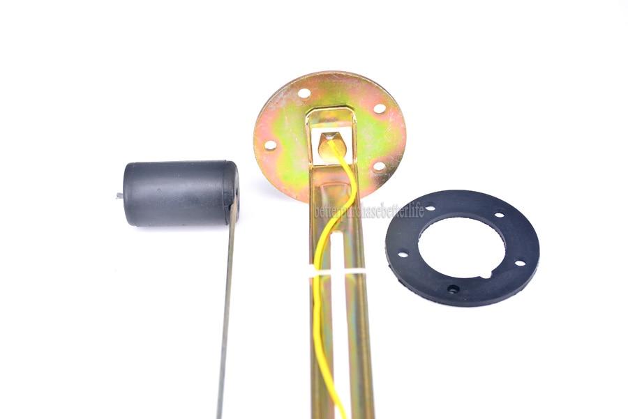 Fuel Level Sender VDO Type, 0-90 Ohms Output, Universal 6-24 Inch Adjustable 5 Hole Mounting