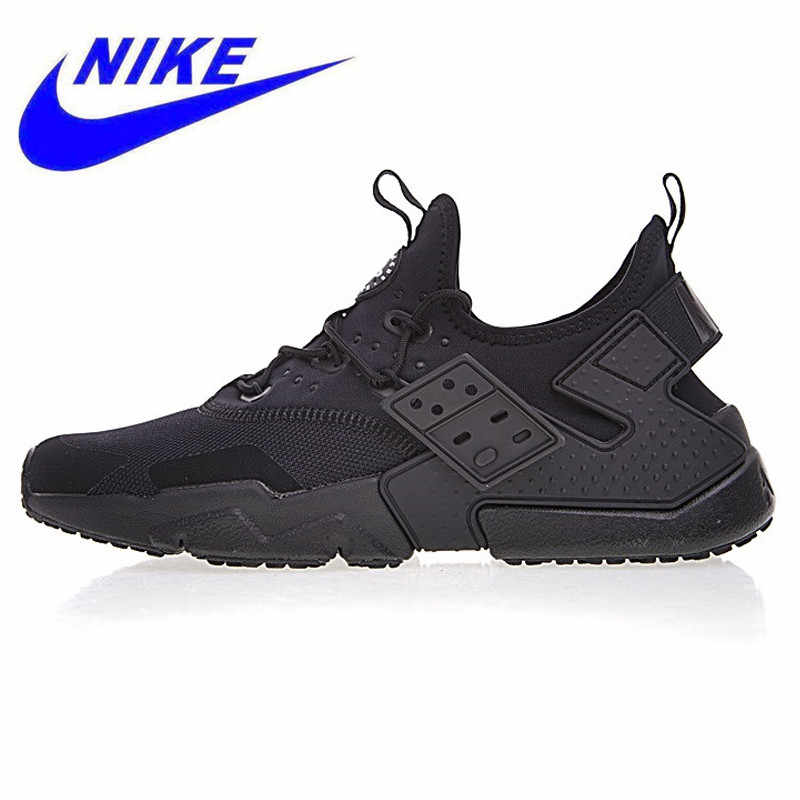 sports shoes 7741c 7b156 NIKE AIR HUARACHE DRIFT Prm Orignal Men s Comfort Breathable Sneakers Men s  Running Shoes., High
