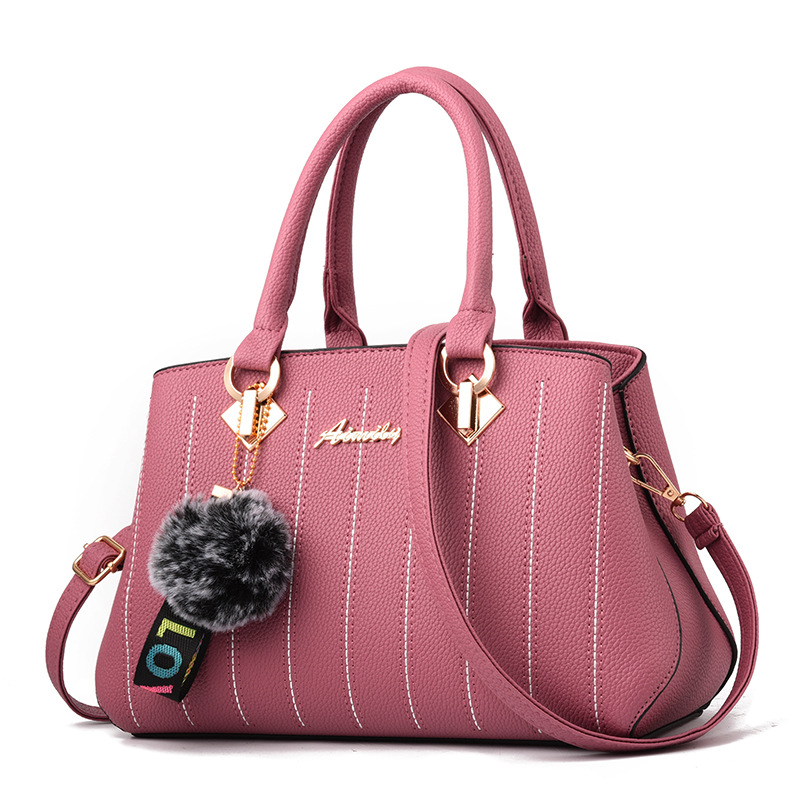 Finalize the sweet fashion female bag worn one shoulder bag shoulder bag in Shoulder Bags from Luggage Bags