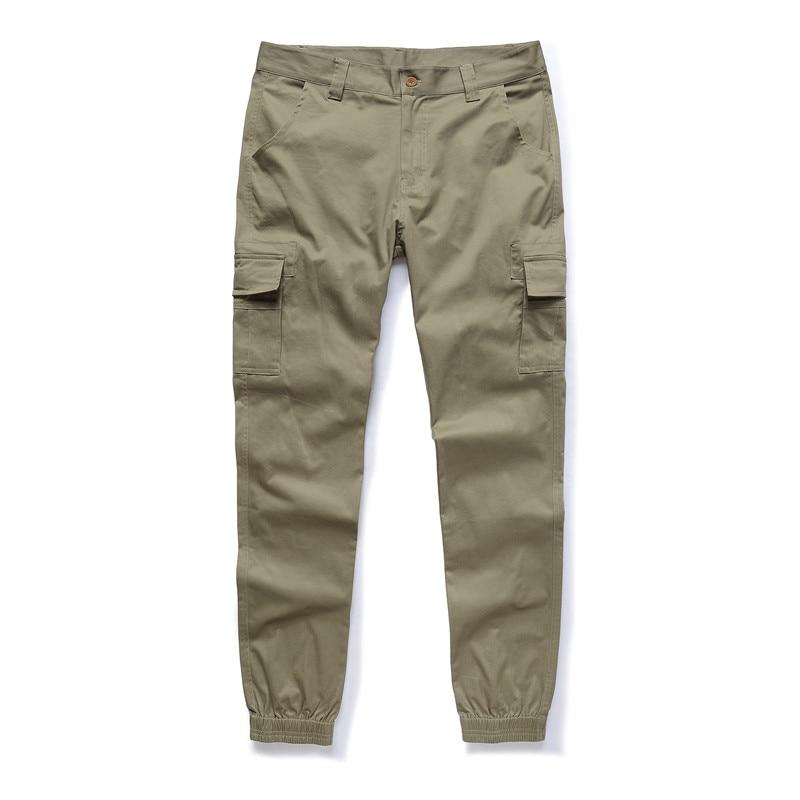 Thin Khaki Pants