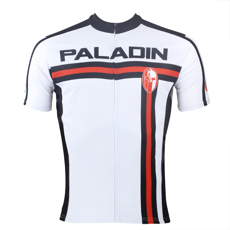 2016 New top Sleeve Cycling Jersey Breathable Bike Clothing Red and Black Stripes Bicycle Jersey For Men BIKE ILPALADIN 2016 new men s cycling jerseys top sleeve blue and white waves bicycle shirt white bike top breathable cycling top ilpaladin