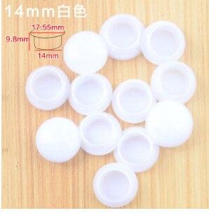 06 Hole Plug Protective Cover Cap Plastic Cap 14MM