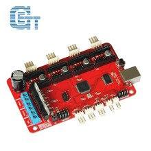 Azteegコントローラボード3dプリンタのマザーボードメイン制御パネルドライバボード用3dプリンタ