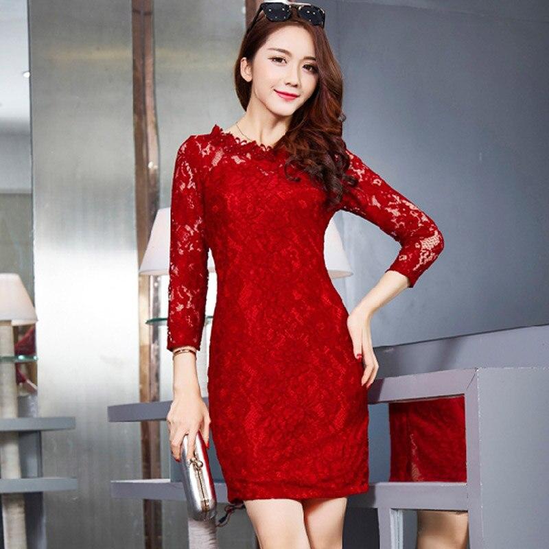 Aliexpress.com : Buy Milwaukee 2016 Korean Red Women Formal ...