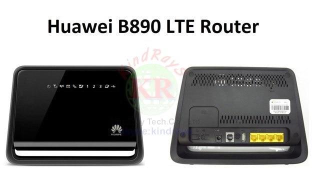 Livraison gratuite 4g routeur Huawei B890 B890-66 4G LTE sans fil routeur 4g wifi dongle 4g voiture cpe wifi Routeur pk b593-22 e5172