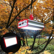 Mingray Mini Power Bank Rechargeable Emergency Light USB Outdoor Camping Lamp USB Portable 30 LED Lantern hanging