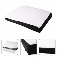 NAI YUE Comfortable Memory Foam And Gel Combination Cushion Seat Cushion Lightweight For Chair Car Office Home Bottom Sit Pad