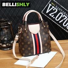 c50894358c4a Bellishly New Messenger Shoulder Bag Luis Vuiton Luxury Handbags Women Bags  Designer Ladies Leather Sac gg