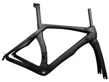 2018 nowy RB1K jeden T800 Carbon Road Racing szosowy rower rama cadre Carbone Route 2018 cuadro karbono Carretera tanie tanio Cocoon Węgla 1050+-20g(SIZE M) Rowery szosowe ULTIMATE CF SLX glossy matte