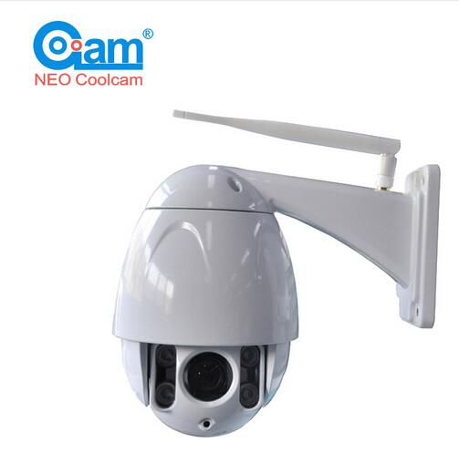 DHL Shipping Free 10X Optical Zoom HD IP Camera 720P Megapixel Wifi IP Camera Network Surveillance