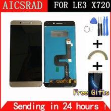 Дешевые Aicsrad ЖК-дисплей Экран для LeTV LeEco Le Pro3 Pro 3x720x725x727 ЖК-дисплей Дисплей + Сенсорный экран 100% новая сборка дигитайзер + Инструменты