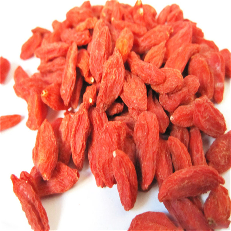 Dried Organic Goji Berry Tea 250g In Bag Gried Fruit China Ningxia