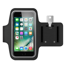 Running Arm Band Exercise Case For Xiaomi Mi A2 lite MI 8 A1 Mix 2S Mi8 se Note 3 5 Gym Belt Wrist Brassard Pouch Phone Case Bag стоимость