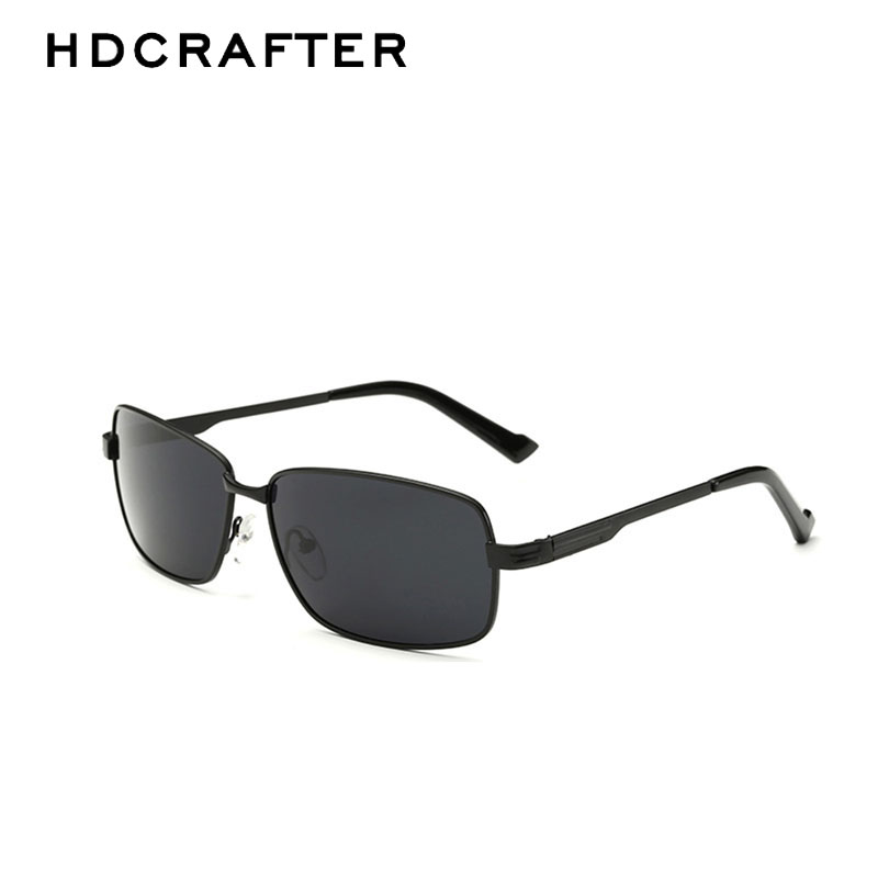 HDCRAFTER font b Fashion b font Sunglasses font b Polarized b font Sunglasses Men Driving UV400