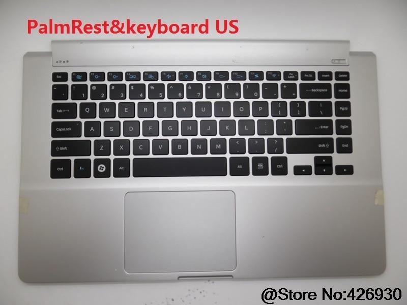 Laptop PalmRest&keyboard For Samsung NP900X4B NP900X4C NP900X4D English US United Kingdom UK BA61-01758A BA59-03463L New